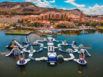 Aqua Park at Lake Las Vegas